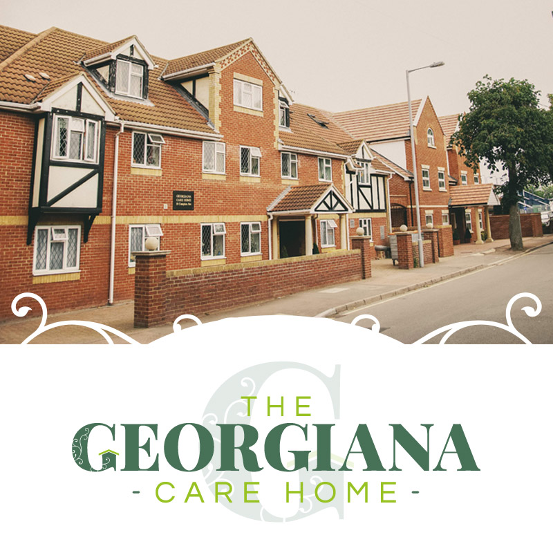 The Georgiana - Care Homes in Luton