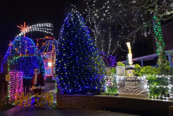 Christmas at The Edwardian Care Home