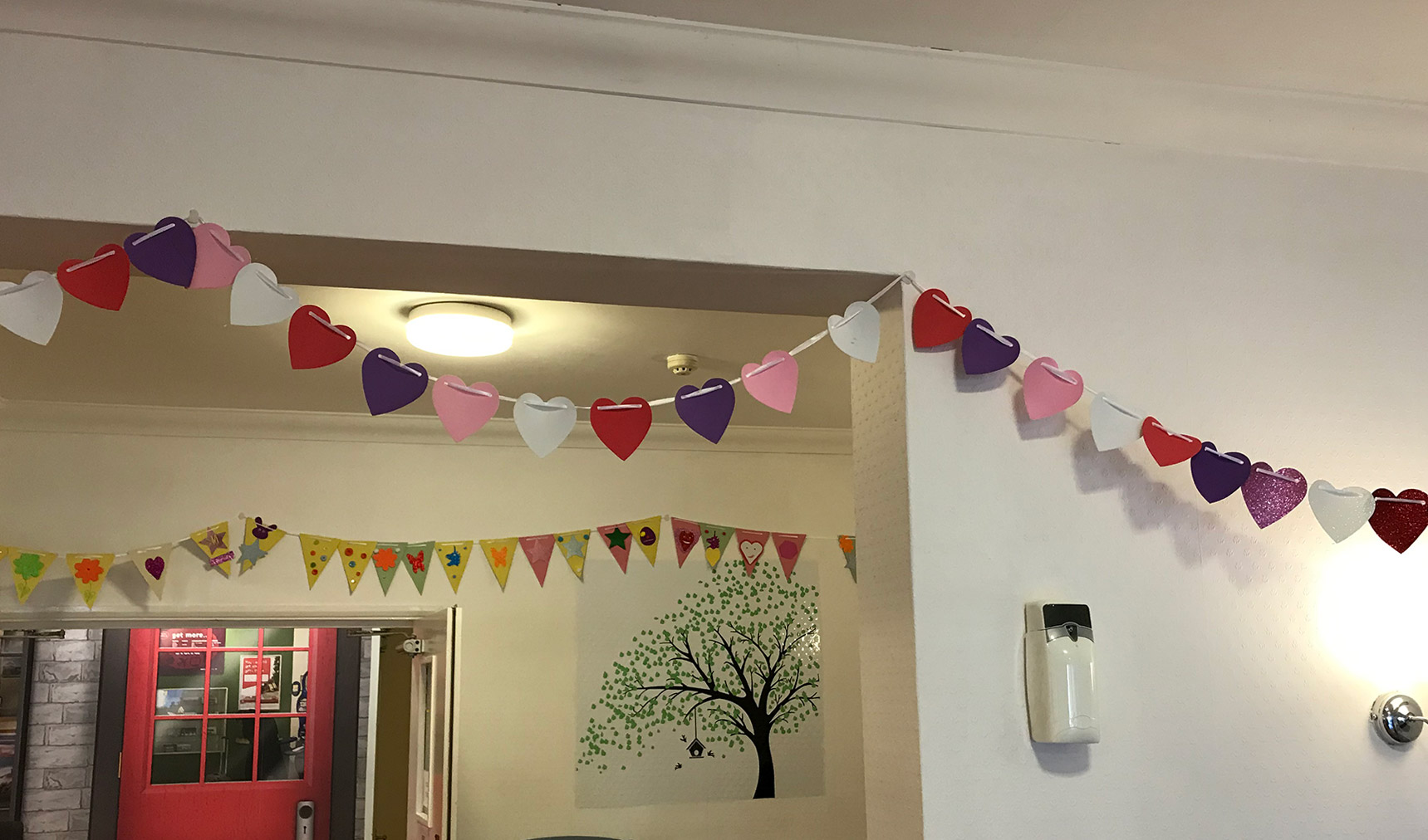 Valentine's Day Celebrations at Heritage Care Homes